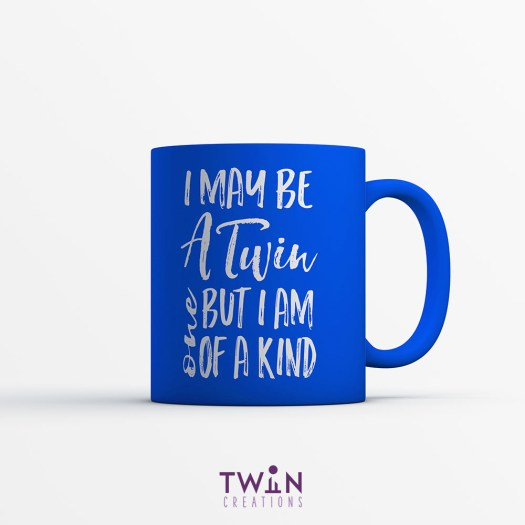One of a Kind Mug Royal