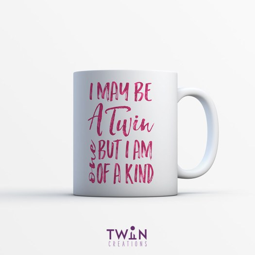 One of a Kind Mug White