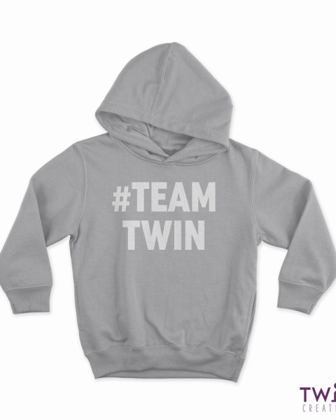 TEAM TWIN Bold Kids Hoodie Athletic