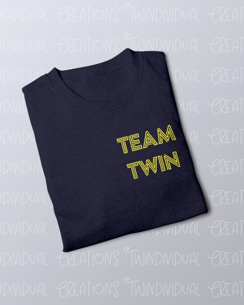 TC FOLDED JUMPER TEAM TWIN ARGON NAVY