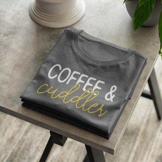 Coffee and Cuddles T-Shirt