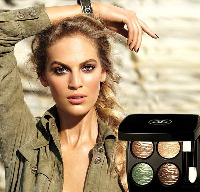 Chanel Dans la lumiere de l'ete summer 2016 makeup collection