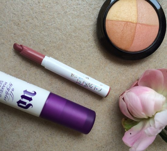 May's favourite beauty products