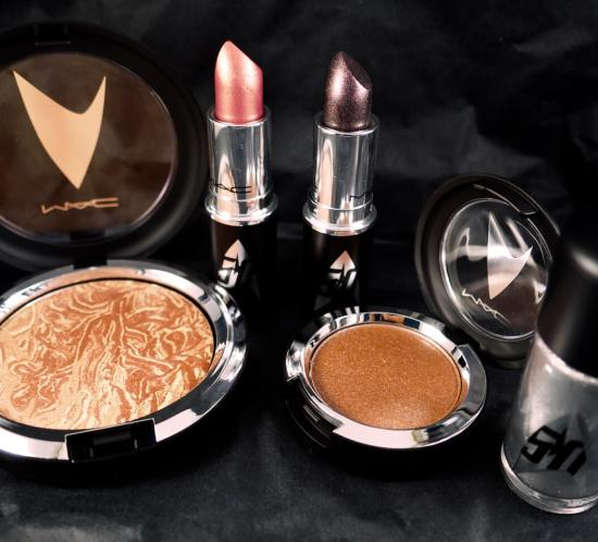 MAC Star Trek Haul