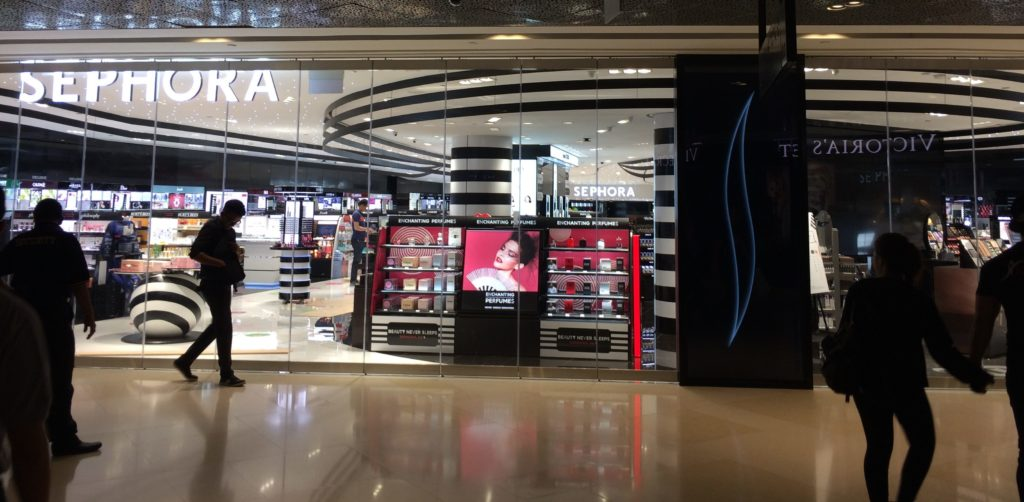 Sephora in Singapore