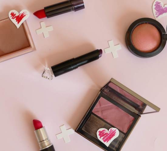 how to pair lips and cheeks