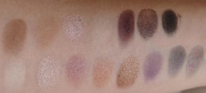 Makeup Revolution Fortune Favours the Brave review and swatches