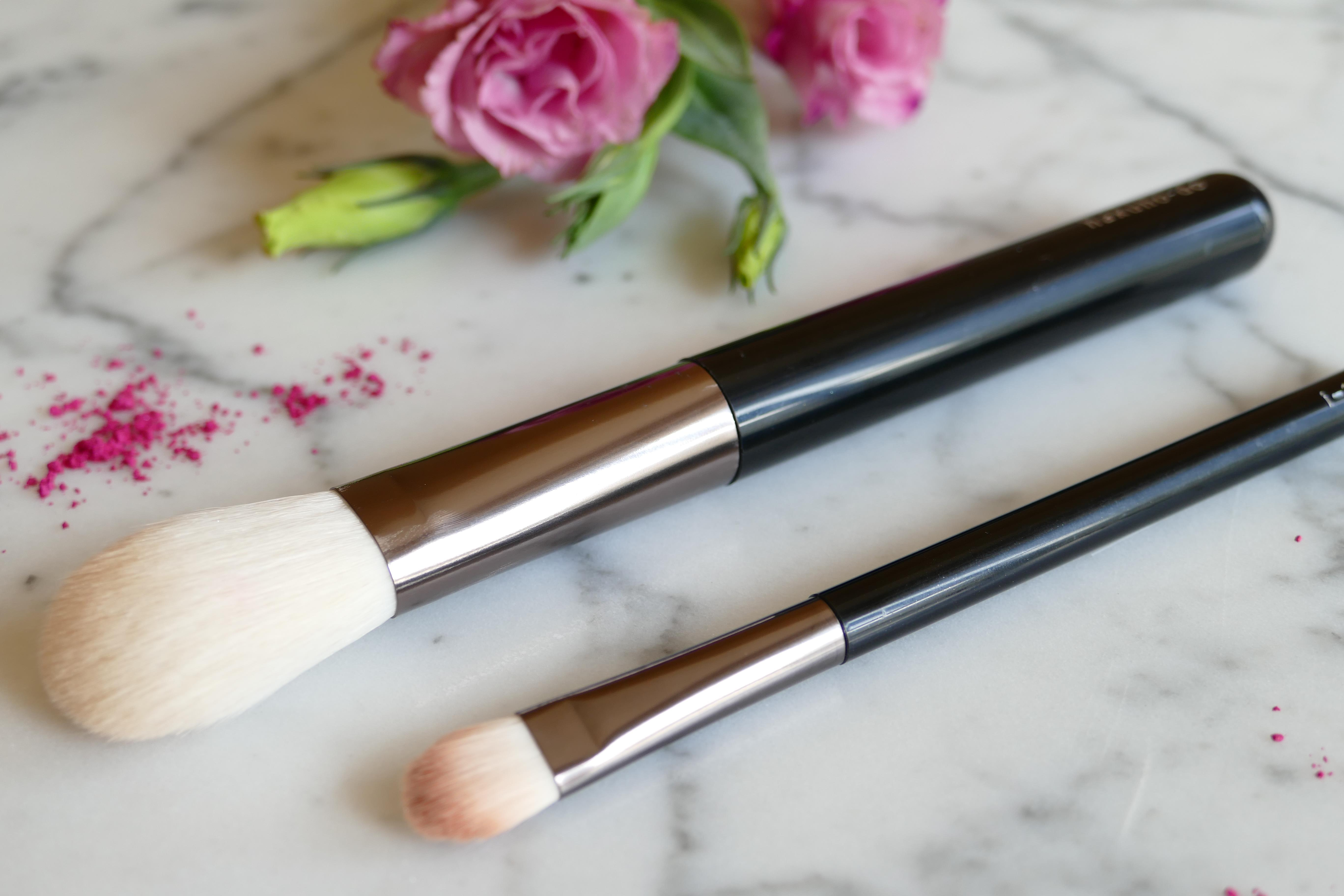 Two weeks, two brushes: Hakuhodo i-series