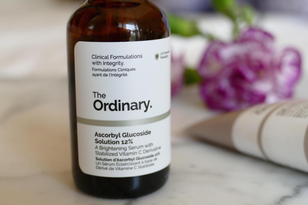 The Ordinary vitamin c serum review