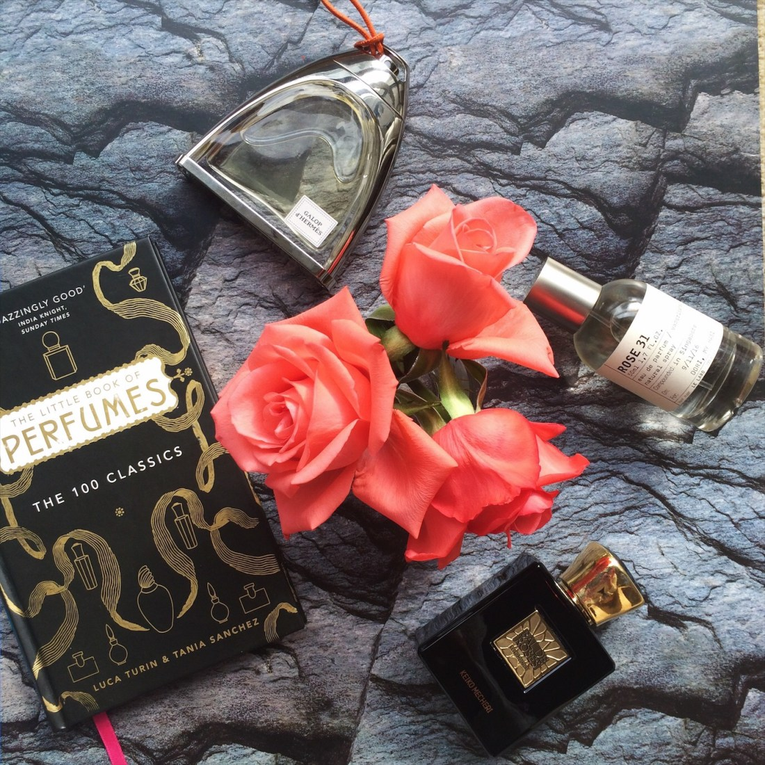 best high-end rose perfumes
