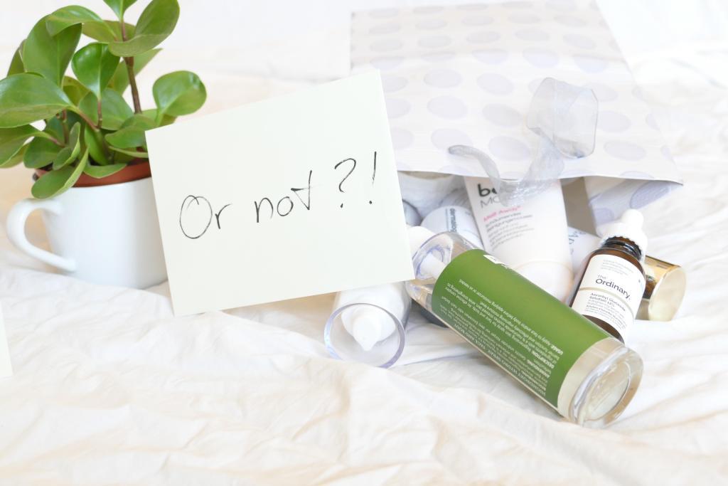 repurposing skincare products