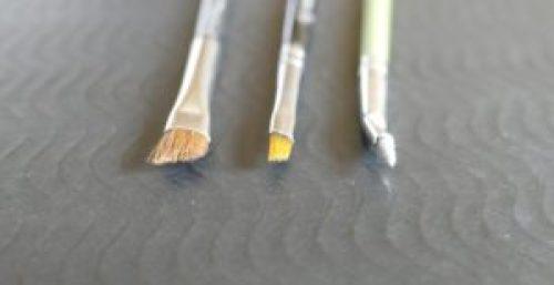 precise eyeliner brushes