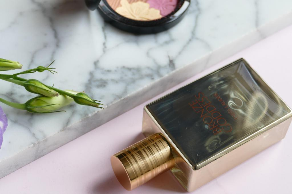 Bronze Goddess fragrance review