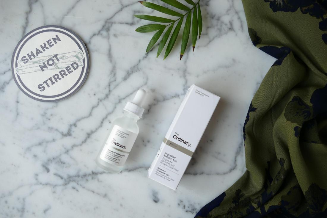 The Ordinary The Argireline Solution 10% review
