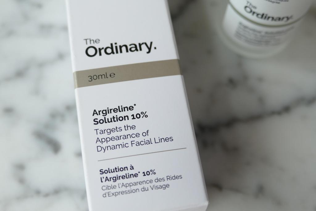 The Ordinary Argireline serum