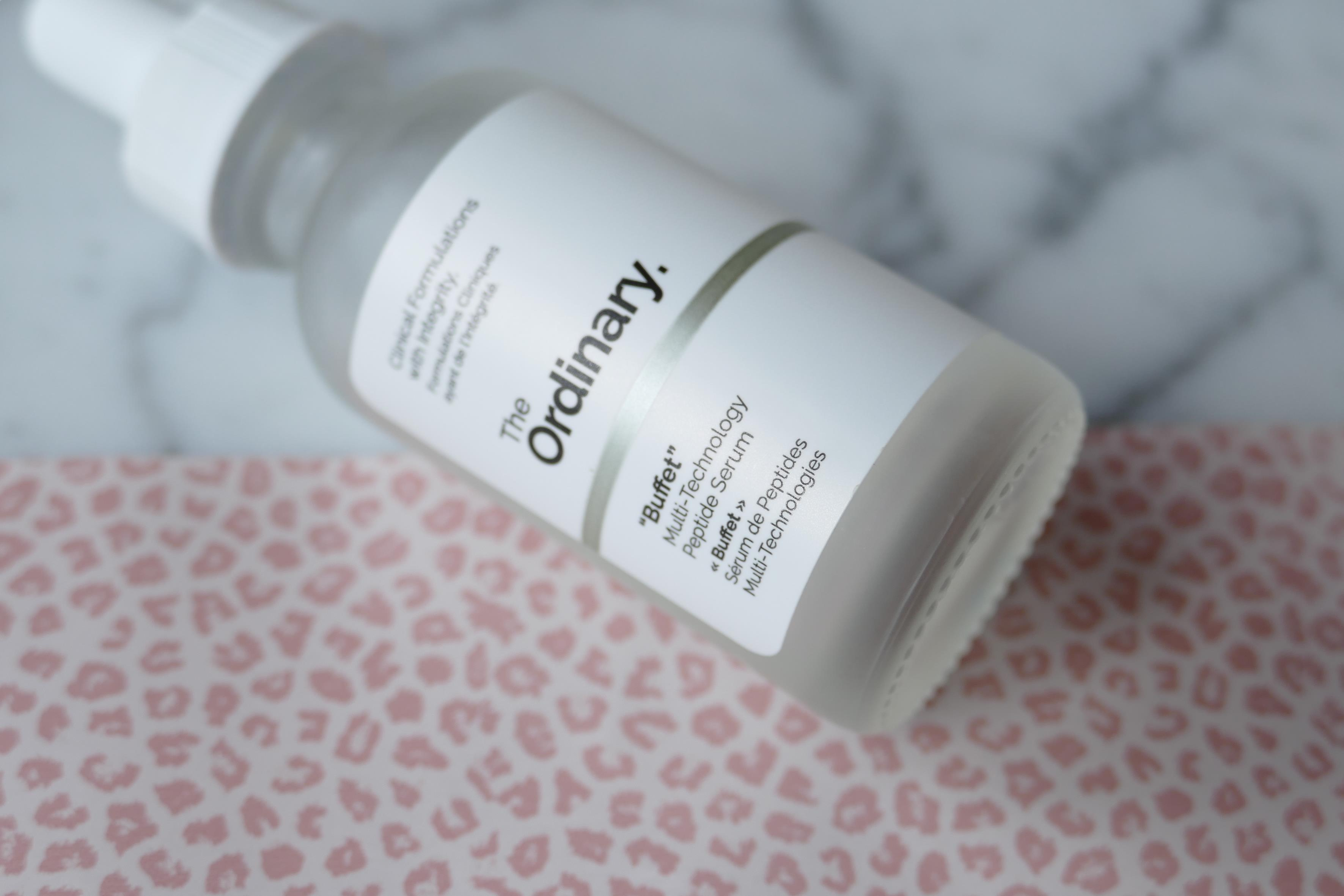 Again The Ordinary Fails To Be Extraordinary The Buffet And Niacinamide 10 Zinc 1 Twindly Beauty Blog