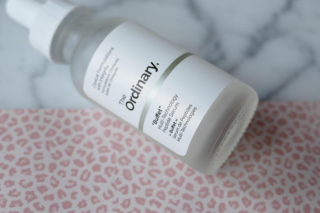 The Ordinary The Buffet review