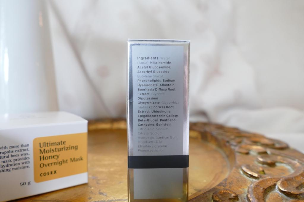 Paula's Choice Niacinamide serum review and ingredients
