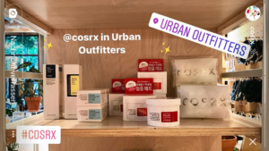 cosrx available in the US