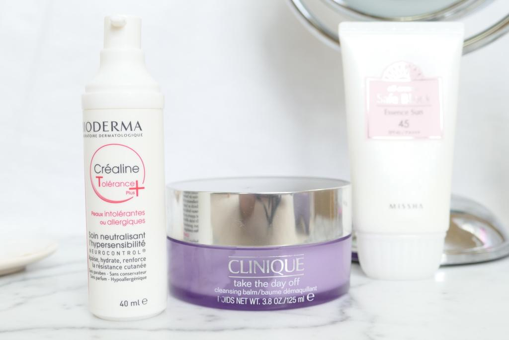 simple routine for better skin