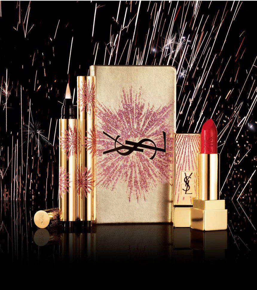 YSL Dazzling Lights collection