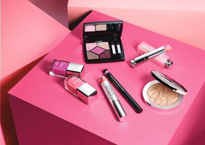 Dior Spring makeup collection 2018