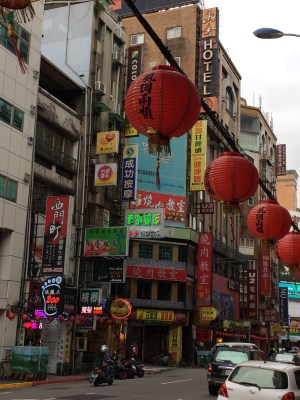 Where to buy beauty products in Taipei