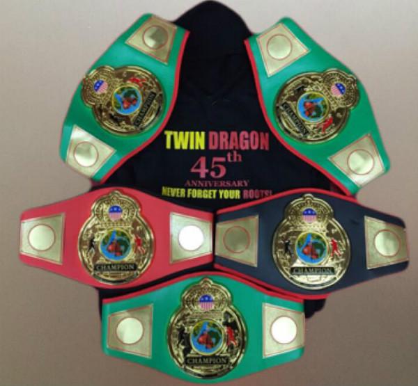 Twin Dragon East Kickboxing - Friday Fight Night 2017