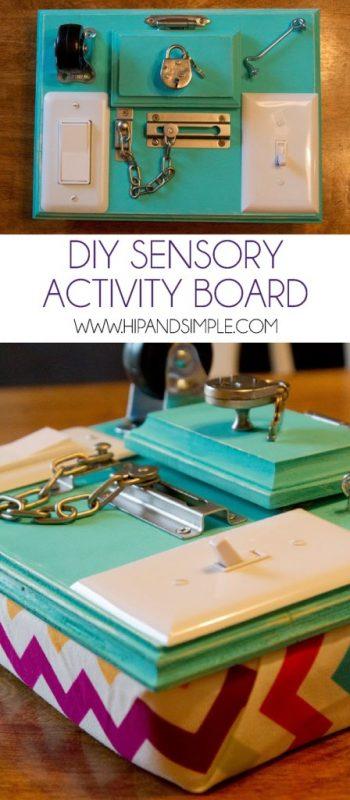 20 Sensory Crafts for Kids  Dragonfly Designs
