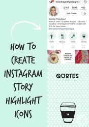 highlight instagram icons story highlights covers create templates quotes cute twindragonflydesigns business phone template friends money ways bio social