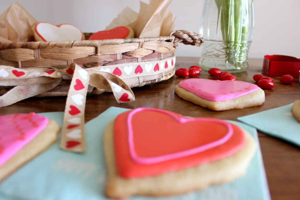 Valentines Day Cookies_Twine And Braid