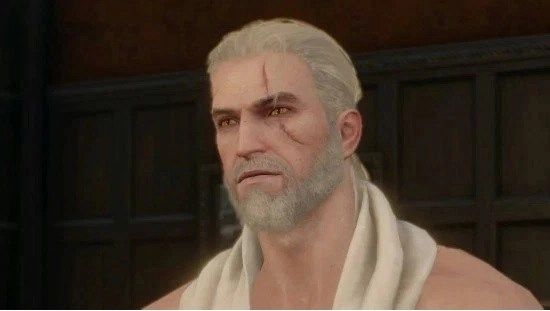 witcher 3 haircuts, witcher 3 hairstyles, witcher 3 beards