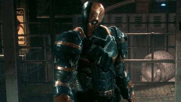Batman Arkham Knight Deathstroke