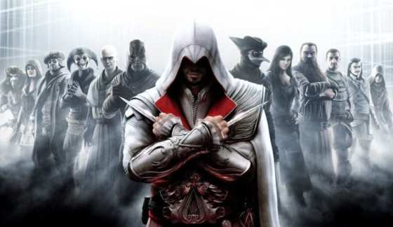 Ezio Auditore de Firenze (Assassin's Creed)