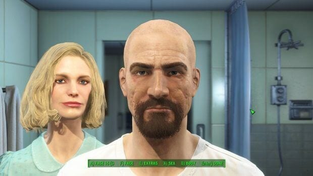 12 fallout 4 character