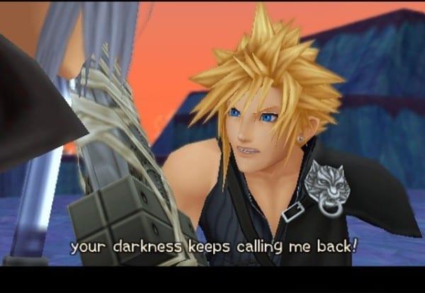 Cloud, Kingdom Hearts II