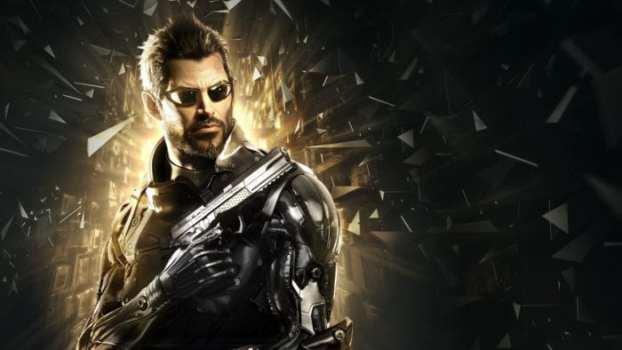 Deus Ex: Mankind Divided by Michael McCann and Sasha Dikiciyan