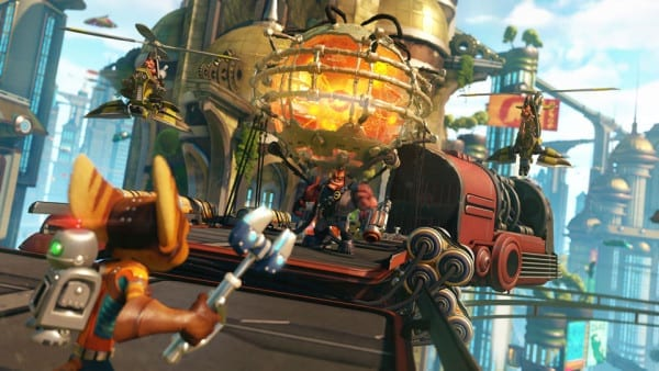 Ratchet and Clank, backlog, reward