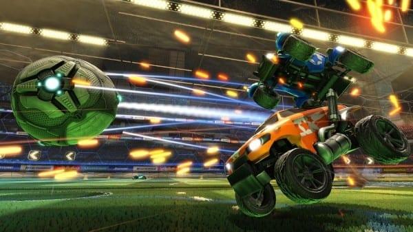 rocket league, best multiplayer, games, 2015