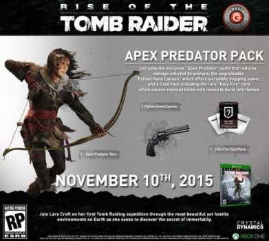 tomb raider apex