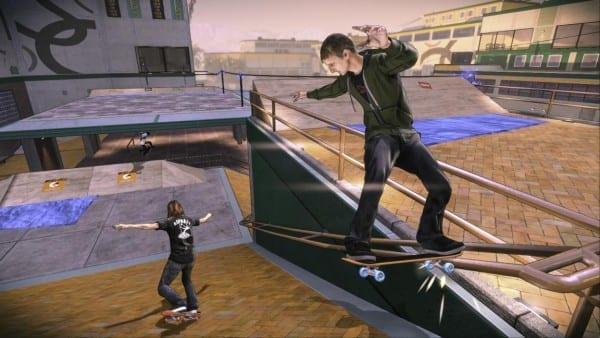games, tony hawk's pro skater 5