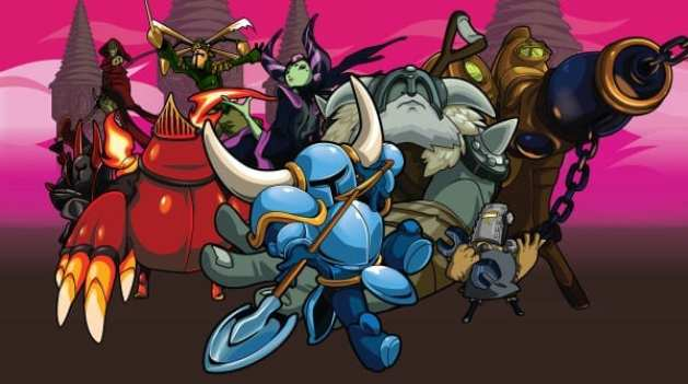 Shovel Knight, PlayStation 4, PS4, games, best