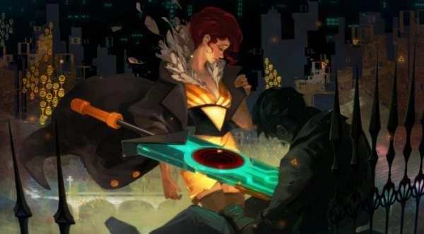Transistor, digital games, limited edition
