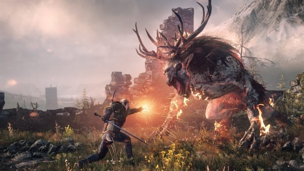 witcher 3, best, highest, scored, reviewed, games, Xbox One