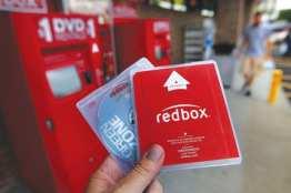 Redbox, Rental