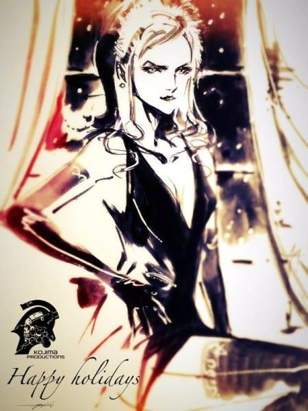 Hideo Kojima Art