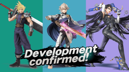 new character amiibo