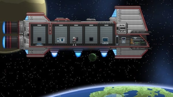 Starbound Early Access