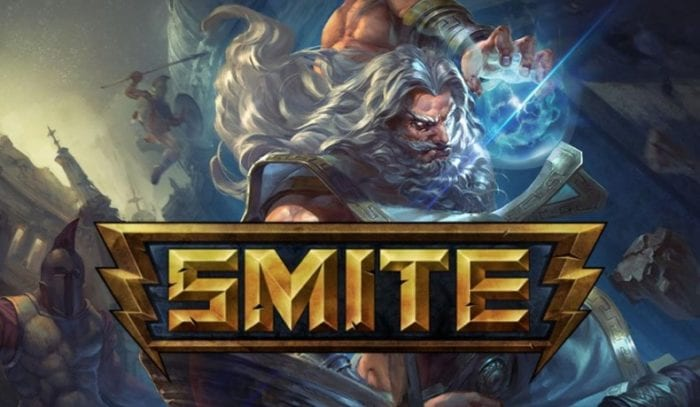 SMITE, League of Legends