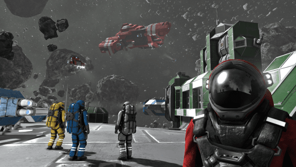 Space Engineers, Early Access, Minecraft